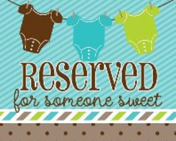 Reserved for Heidi Only