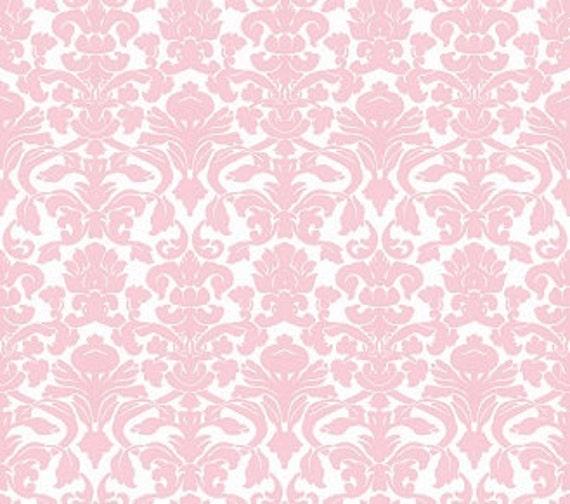 EXTRA LARGE 7'x7' Photography Backdrop - Photo Prop matte Vinyl coated Canvas- Light Pink Damask - photobooths - newborns or studios