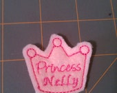 Custom Princess Felties