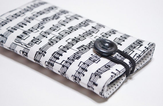 iPhone 5 Cover, iPhone Cover, iPhone 5 Case, iPhone Case, Samsung Galaxy S2, HTC Vivid, Htc Rezound, Nokia Lumia, Lg Escape - Music Notes