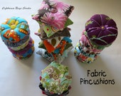 RESERVED LISTING for raggedyarthur -  Square Pincushion