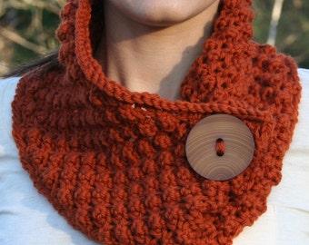 Lace Cowl knitting Pattern  (PDF Download)