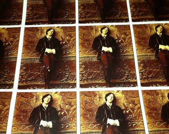 Oscar Wilde Wrapping Paper/Giftwrap