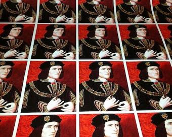 Richard III Wrapping Paper/Giftrwrap