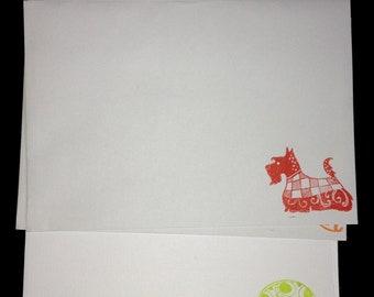 Quirky Pets letter set