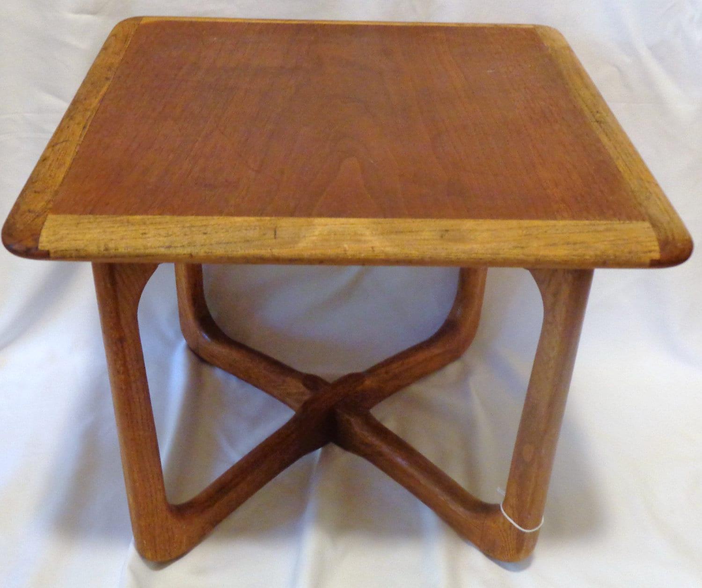 Vintage Lane Altavista VA Modern SideEnd Table 1960s