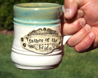 Made to Order Father of the Bride Wedding Day Keepsake
