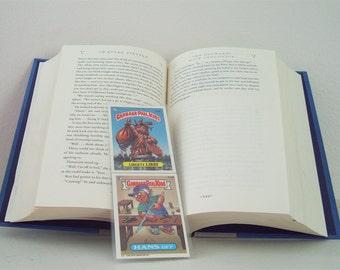 Garbage Pail Kids Trading Card Bookmark - Garbage Pail Kids Bookmark - Garbage Pail Kids