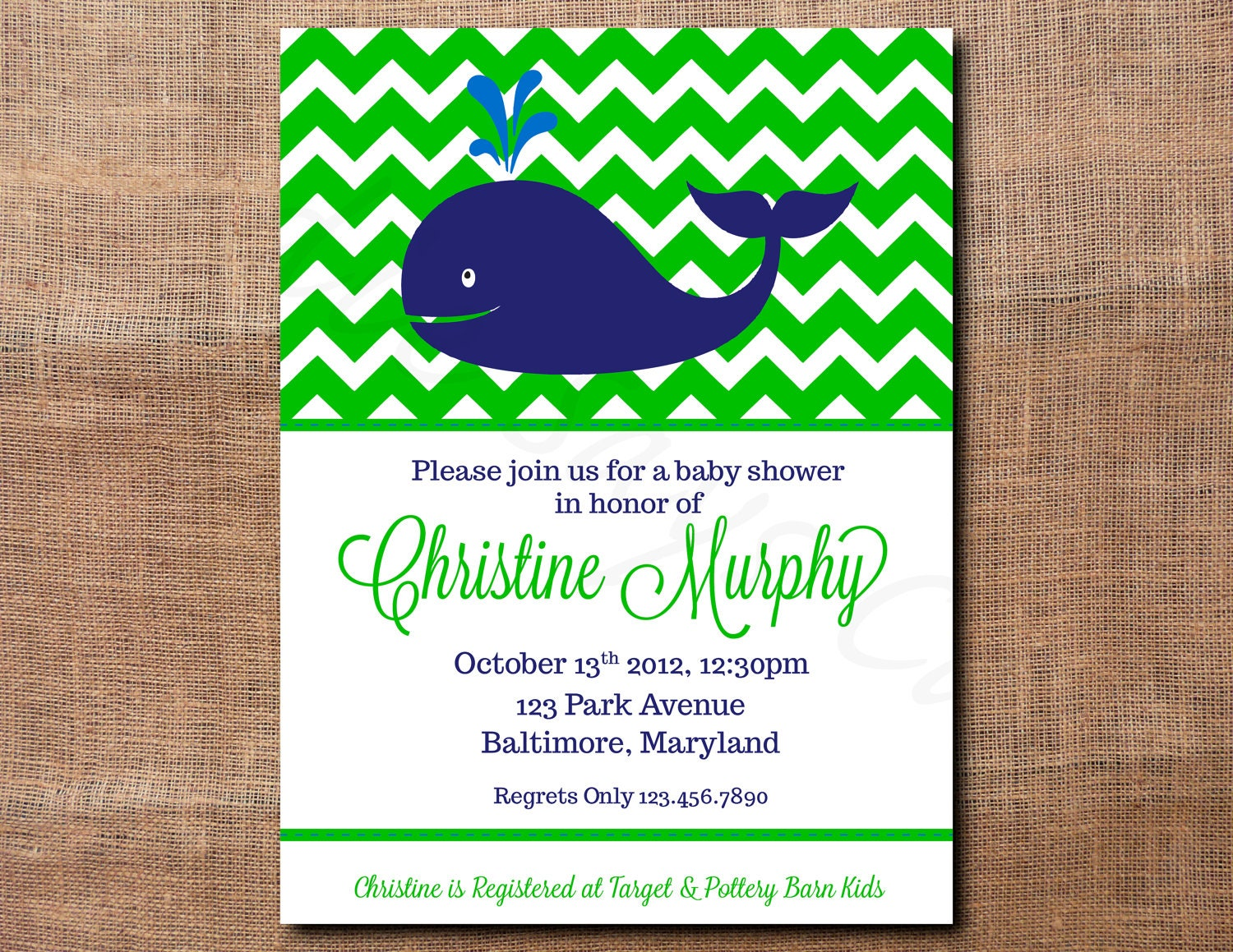 printable whale baby shower invitations by birdiesayscawcaw, Baby shower