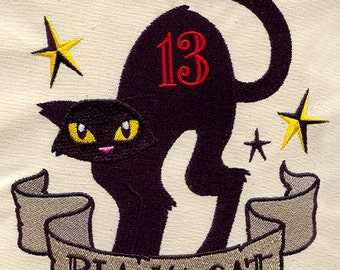 gallery for unlucky 13 cat