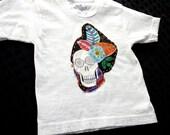 SALE!!!!!Sugar Skull Tee Shirt