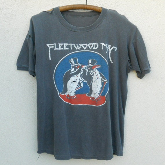 Reserved For Leah Vintage 70s Thrashed Fleetwood Mac Rumours
