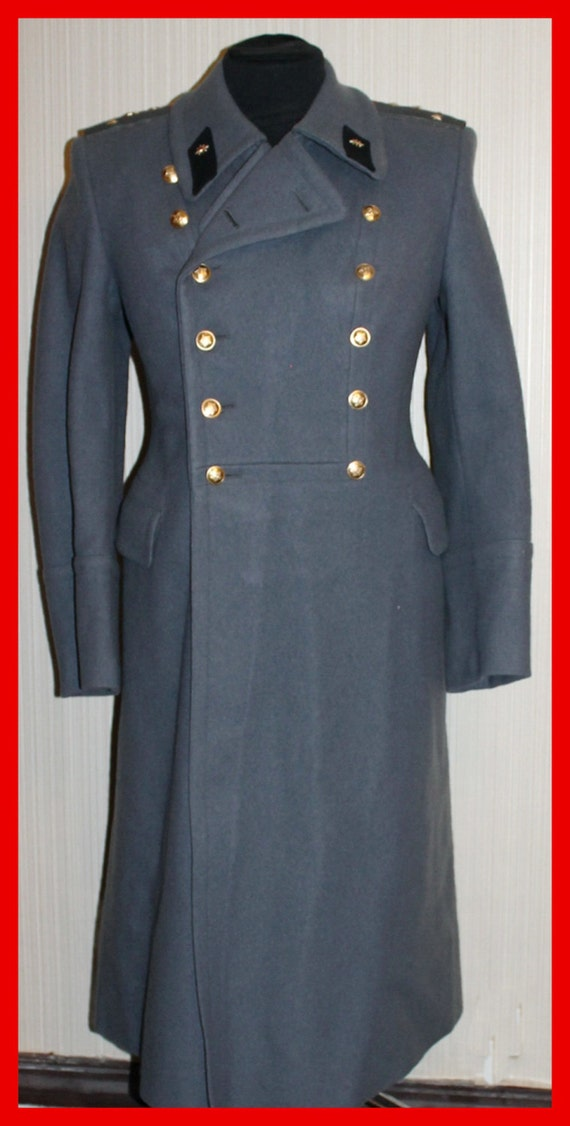 Military Surplus Trench Coat - Tradingbasis