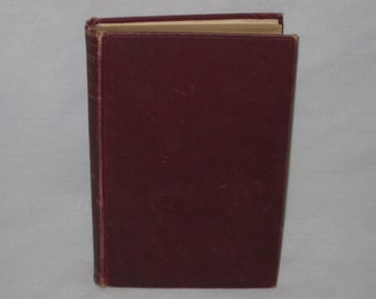 Neat Vintage The Scarlet Letter Book By Nathaniel Hawthorne