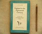 British history penguin book England in the Eighteenth Century