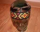 Woven Tribal Tie Hippie Headband
