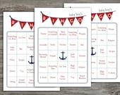 Custom Printable: (20) Gift Bingo Cards to Print