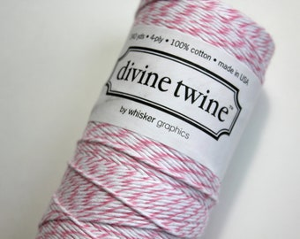 Baker's Twine - Cotton Candy Divine Twine - Full Spool -240 yards