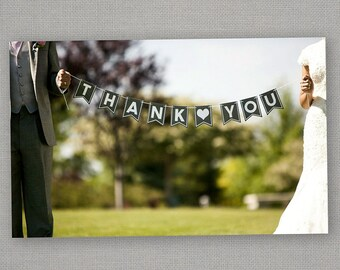 Thank You Banner Printable File