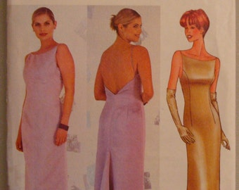 OOP Butterick Womens Sewing Pattern 6872  size   6-8-10   Uncut