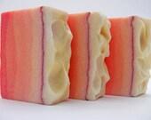 Ruby Red Sea Salt Spa Soap