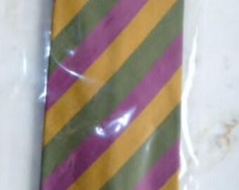 Vintage Basile Uomo men tie