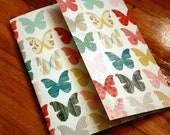 Colorful Butterfly Address Book