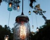 Mason Jar Light Kit - Regular Mouth