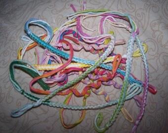 ON SALE!!-- Pastel bracelet grab bag