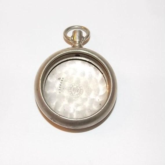 Antique 55mm Pocket Watch Case
