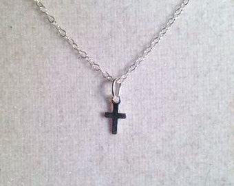 Reserved for Birdiebabydesigns:  Postage for Cross Necklace