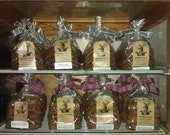 Crispy Organic Chocolate Chip TWO 12 oz Packaged Cookies 24 Cookies Delicious Buttery Sweetness