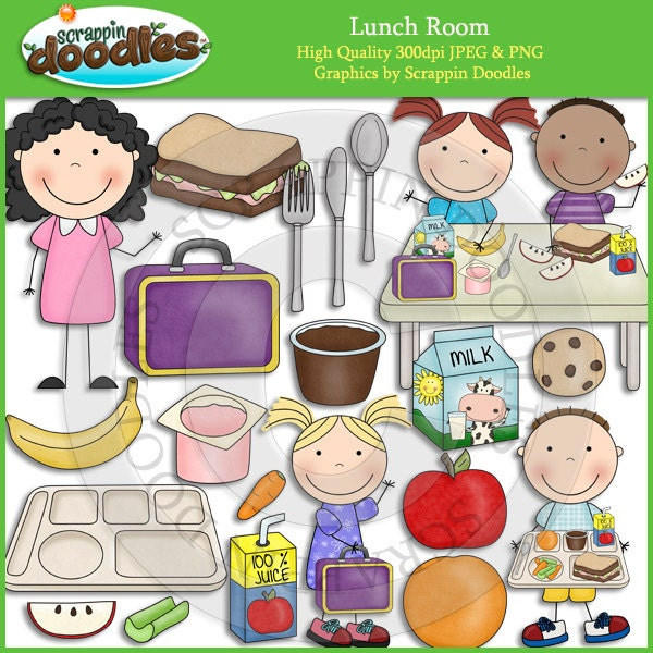 free lunch room clipart - photo #6