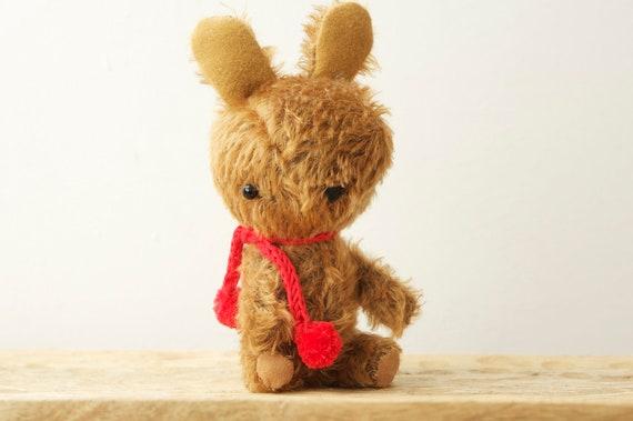 Damian - little stuffed bunny