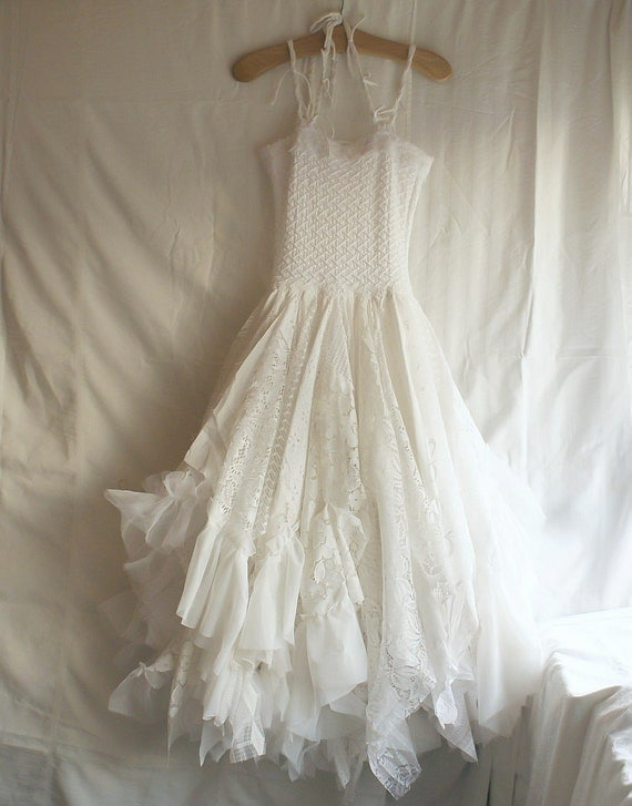 Final Payment For Kadmiel Upcycled Wedding Dress Fairy By