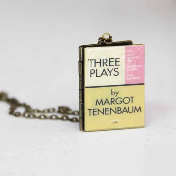 Items similar to Three Plays by Margot Tenenbaum book ...