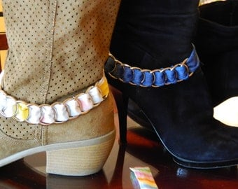 BOOT BLING made from recycled Material