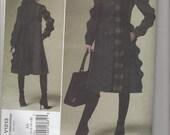 Vogue American Designer Koos Couture V1213 Coat Sizes 6 - 12