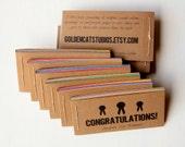 Congratulations, Awards for Winners: A Little Handmade Book of Awards