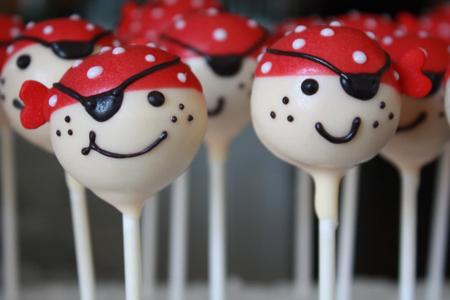 Jake And The Neverland Pirates Cake Pops Pirate Cake Pops