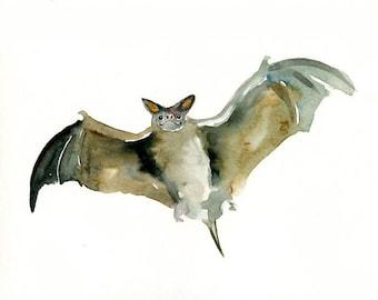 BAT by DIMDImini 7x5inch Print