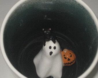Halloween Surprise Mug (Made to Order)
