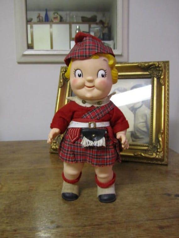 Campbell's Kids Scottish Doll.