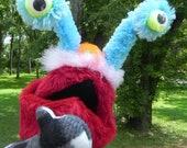 Al the Alien Puppet