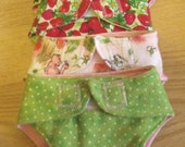 Strawberry Shortcake Doll Diapers baby doll