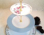 3 Tier Cake Stand Tidbit Tray Beautiful Bridesmaid