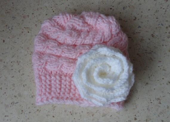 Kids Hat, Baby Girl Hat Newborn Hat Photo Prop, Baby Knit Hat Girl winter Hat, Infant Hat Newborn Baby Girl Hat, Baby Girl Newborn Hat,