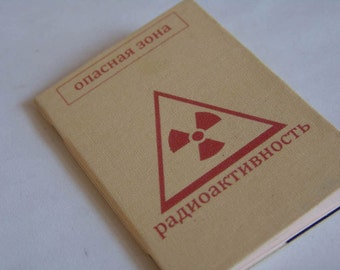 passport NOTEBOOK in bookcloth, Pocket Size Journal