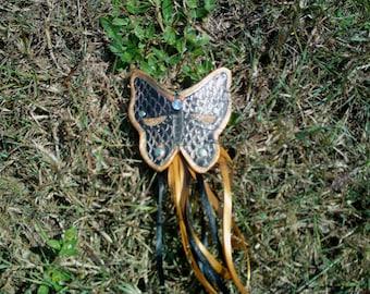 Princess Butterfly Barrette