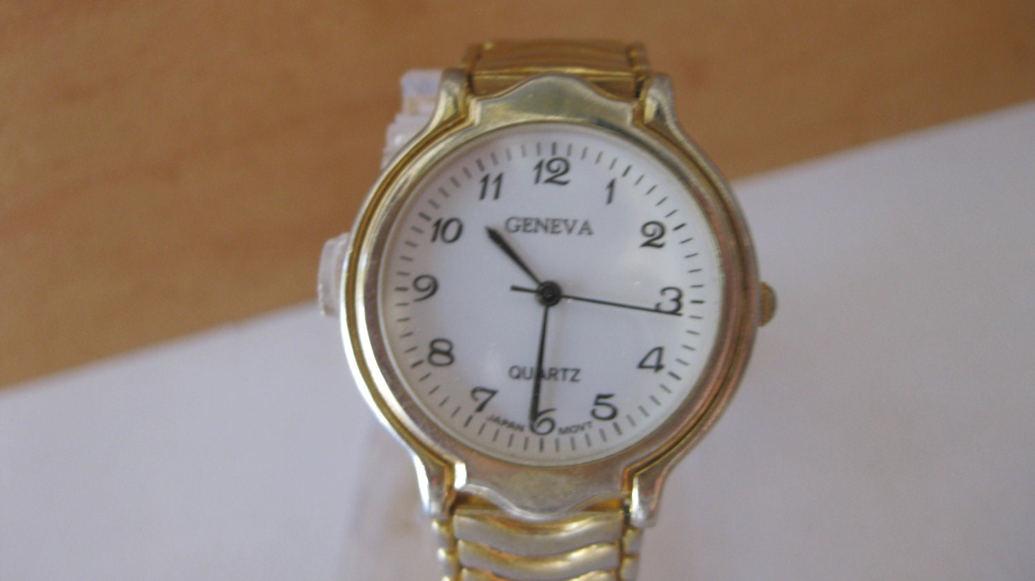geneva quartz gold vintage on sale